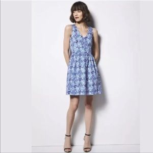 Milly printed dress
